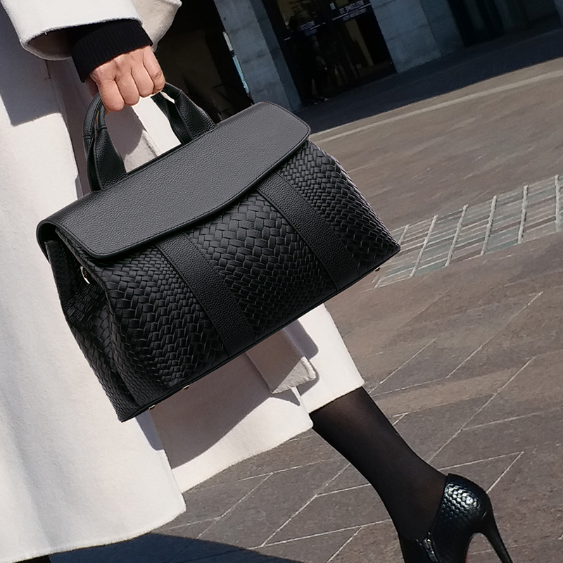 NEW Wholesale Shoulder Messenger Bag Women's 2019 New Style Korean-style Fashion Large Capacity Crossbody Bag  Handbag Fashion