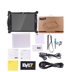 Image 5 - With laptop MB STAR C5 Wifi Diagnostic Interface Best EVG7 Tablet 2020.06 MB Star SD Connect C5 Software Work Directly SSD HDD