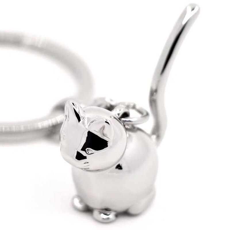 3D cat keyring (4)