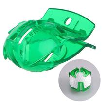 Buy Golf Scribe Accessories Supplies Transparent Golf Ball Green Line Clip Liner Marker Pen Template Alignment Marks Tool Putting directly from merchant!
