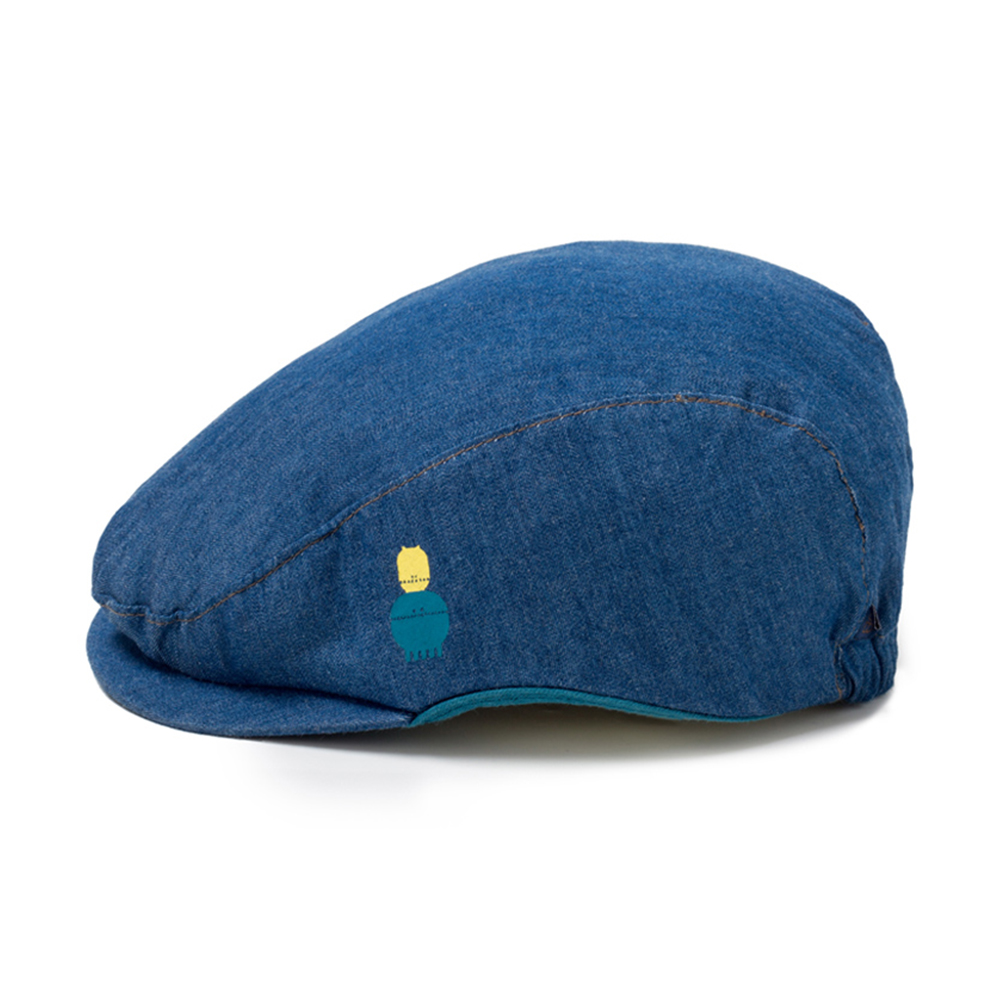 Летний детский комбинезон Одежда для новорожденных, комплекты для мальчиков официальная одежда из хлопка детская шапочка + комбинезон + туфли + носки партия из 4 штук наряд синее покроя «Принцессы» 6