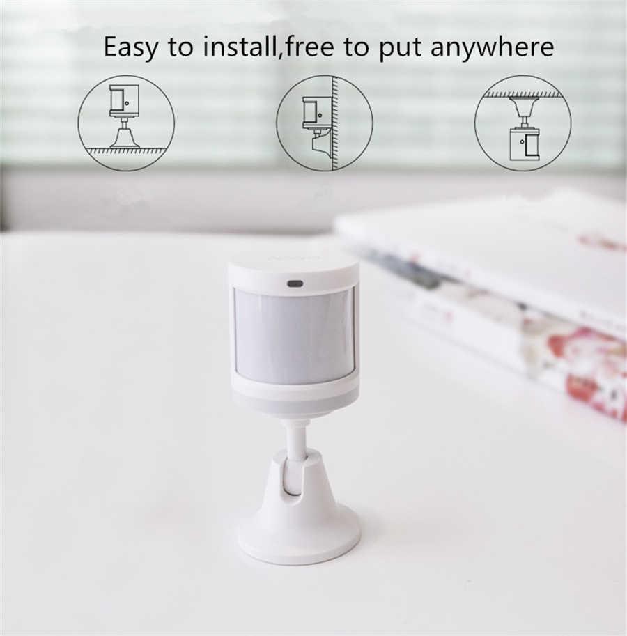 Aqara 모션 센서 스마트 인체 센서 바디 무브먼트 무선 지그비 와이파이 게이트웨이 허브 Xiaomi mijia Smart home Mi home