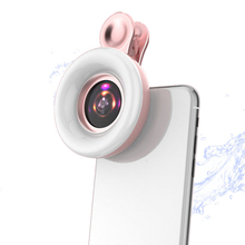 3-in-1 Wide Angle Macro Fisheye Lens Mobile Phone