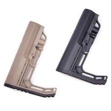 Tactische Voorraad Mission Rifle M4 AR15 Jinming Mil Tactische Mft Soft Care Jiming Voorraad Gel Bal Militaire Jacht Gear Voorraad acc