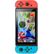 3pcs Tempered Glass For Nintendo Switch Screen Protector