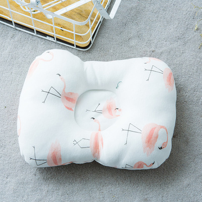 Baby Pillow And Newborn Head Protection Cushion Toddler Anti Roll Sleep Positioner 8
