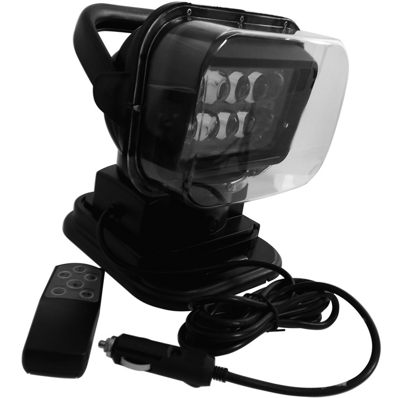 The Vectra 50 W Search Light With Remote Control Car The Searchlight Off-road Led Work Light Led Remote Control Light