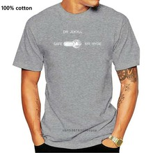 2020 Custom Hot Sale Men T-Shirt Ar 15 Dr Jekyll & Mr. Hyde Safety Selector T Shirt Doc Holiday Tombstone