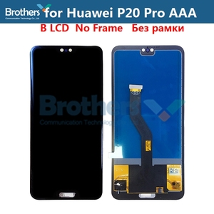 Image 4 - LCD Display for Huawei P20 Pro LCD Screen for P20 Pro CLT L09 CLT L29 CLT AL00 CLT AL01 LCD Assembly Touch Screen Digitizer Test