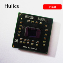 Hulics-procesador de CPU AMD Turion II Original, doble núcleo, 2,5 GHz, doble núcleo, TMP560SGR23GM, enchufe S1