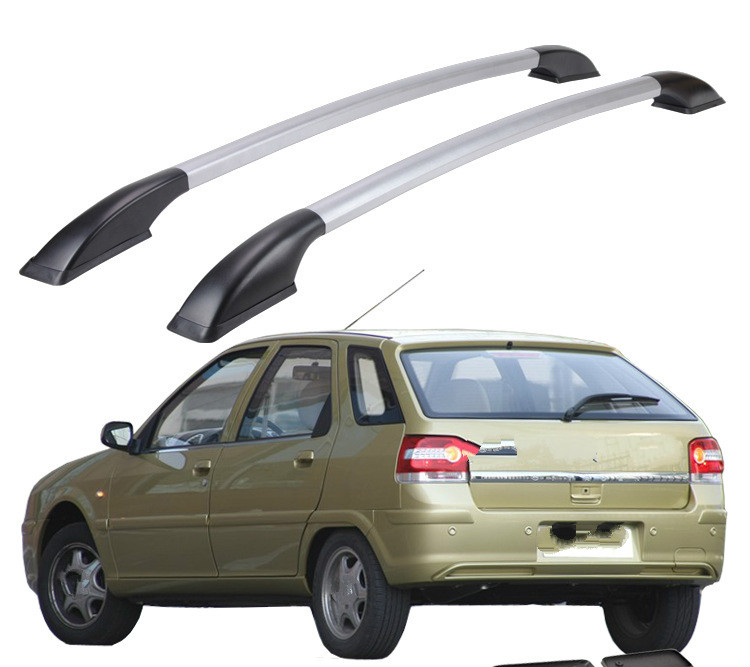 Car Roof Rack Aluminum Alloy Without Drilling Genuine 1.3 For Citroen Elysee Special Car Accessories Car Styling