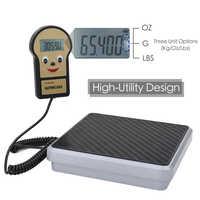 Báscula Digital portátil de alta precisión, balanza electrónica Digital, para recuperación de refrigerante, para maletas