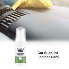 50 мл кожаная очищающая пена для салона автомобиля средство для чистки салона автомобиля средство для ухода за кожей автомобиля