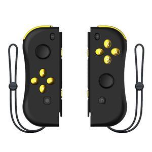 Image 4 - Bluetooth ワイヤレスプロリモートゲームパッドコントローラゲームパッドジョイスティック喜び詐欺 (l/r) nintend スイッチ ns ゲームコンソールとケーブル