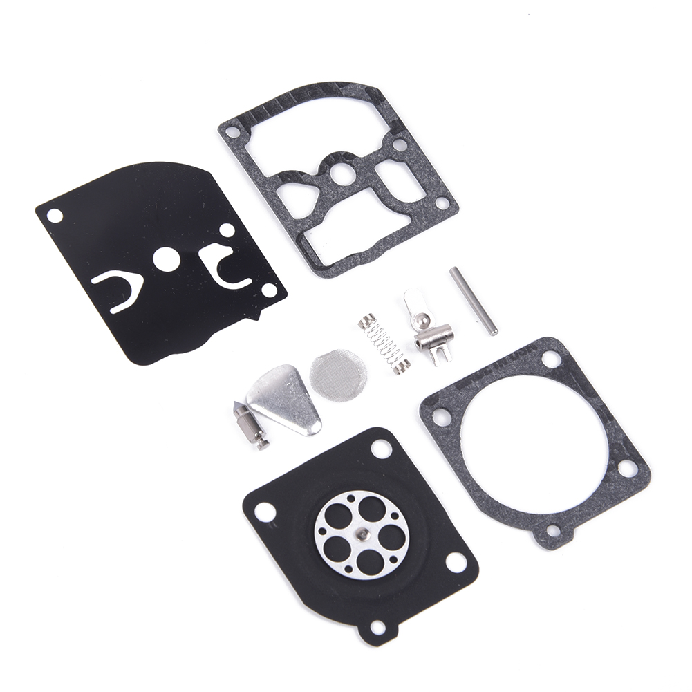 Replacement Carburetor Kit Fit For Jonsered 2041 2045 2050 Partner 410 Chainsaw