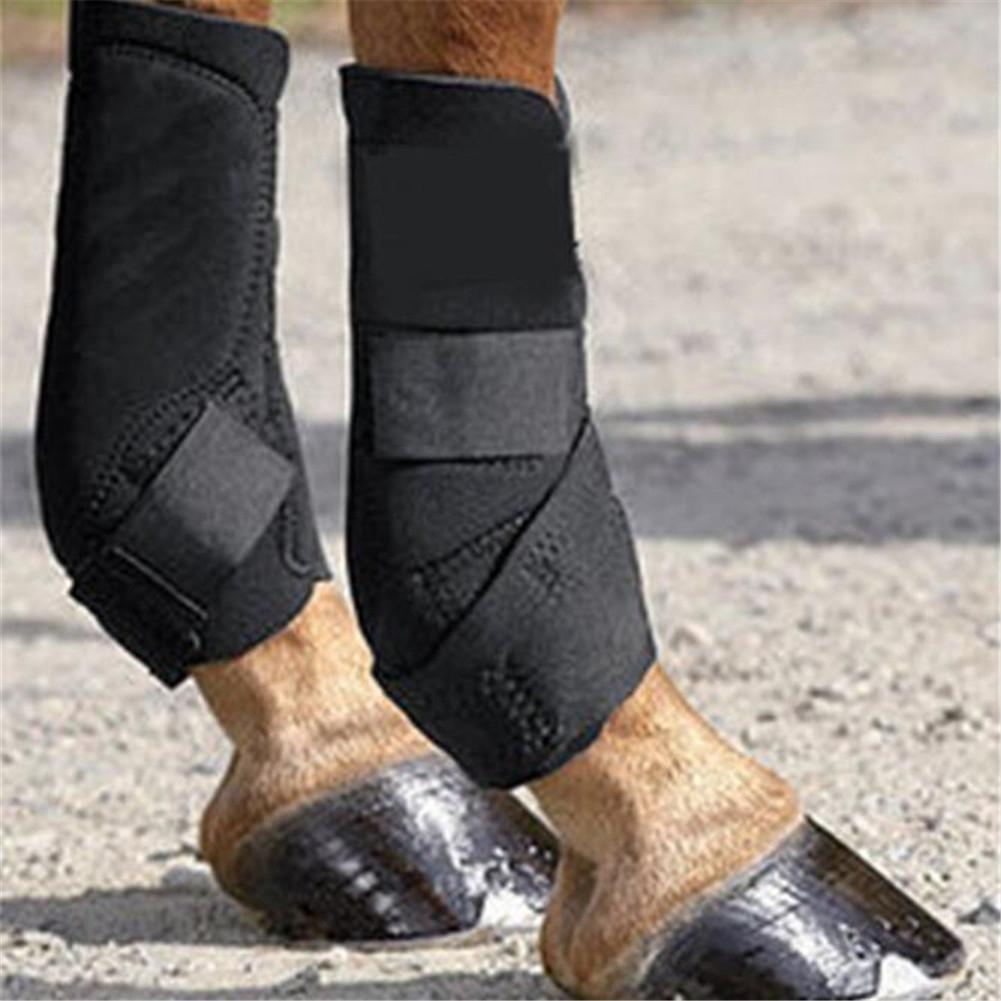 Outdoor Equestrian Sports Horse Supplies Professional Horse Leggings Horseshoe Protector Equestrian Supplies High Elasticity