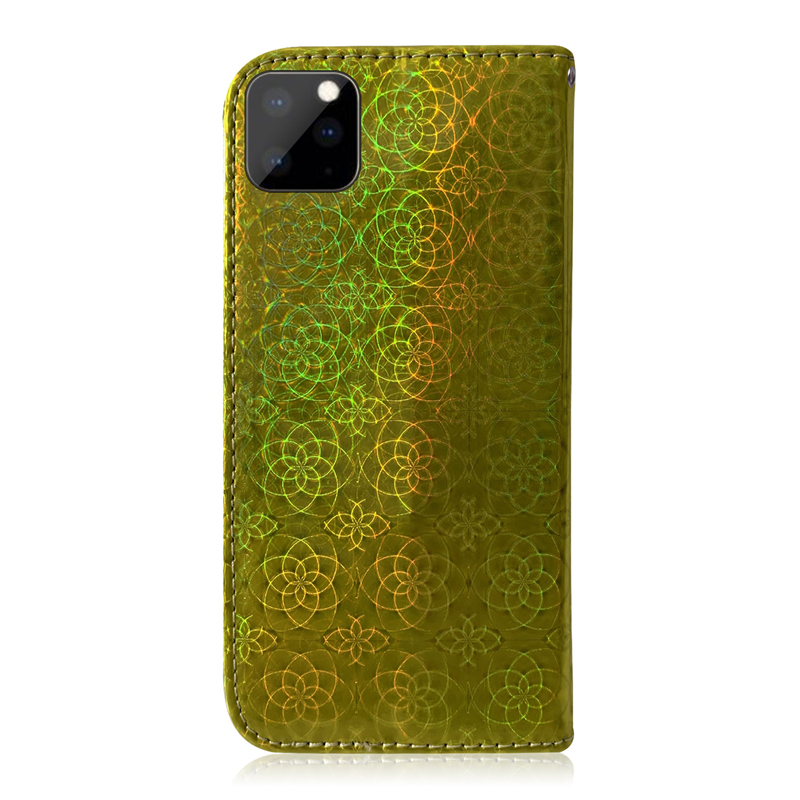 Gradient Colorful PU Leather Case for iPhone 11/11 Pro/11 Pro Max 66