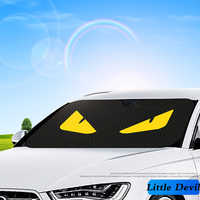 Foldable Car Front Windshield Sunshade Cover For Volvo S60 V70 XC90 Subaru Forester Peugeot 307 206 308 407 Auto Accessories