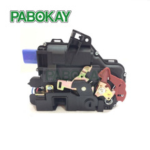 FITS FOR SEAT IBIZA SKODA FABIA VW POLO CADDY REAR RIGHT DOOR LOCK MECHANISM 5J0839016 6Y0839016A for seat ibiza skoda fabia vw polo caddy front left door lock mechanism 5j1837015