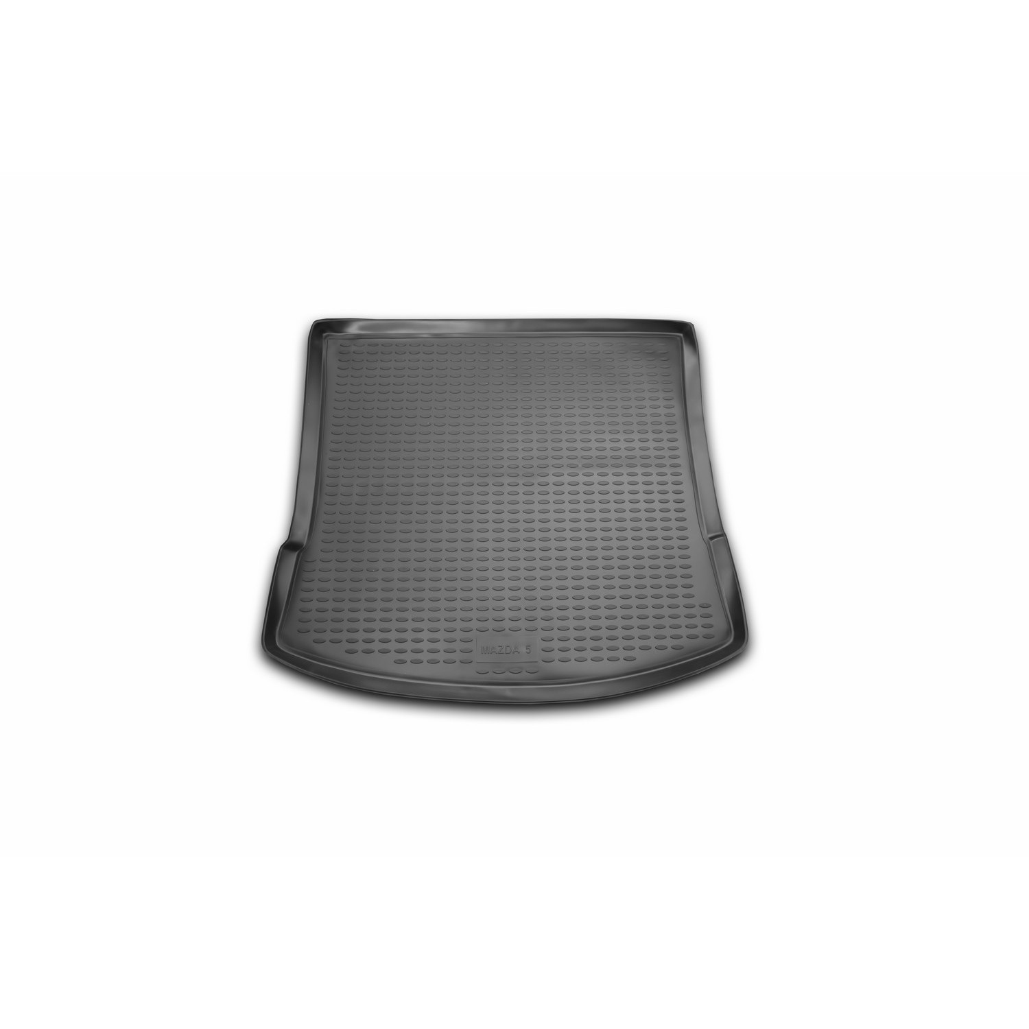 Trunk Mat For MAZDA 5 2005-2010 MV. Lengths. (PU) CARMZD00010