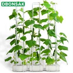 Uprawy bezglebowej automatyczne nawadnianie sprzęt do uprawy pole kultury wodnej doniczka do rozsad balkon pulpit warzywny growbox w Doniczki do sadzonek od Dom i ogród na