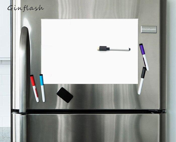 a3-a4-a5-refrigerateur-souple-flexible-lumiere-pour-animaux-de-compagnie-tableau-blanc-tableau-d'affichage-notes-magnetiques-refrigerateur-etanche-1-marqueur-et-2-bouton
