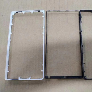 "Image 5 - Original 6.4"" M&Sen For Xiaomi Mi Mix /Mi Mix Pro 18k Version Ceramic Front Bezel Middle Housing For Xiaomi Mix Ceramic Frame"