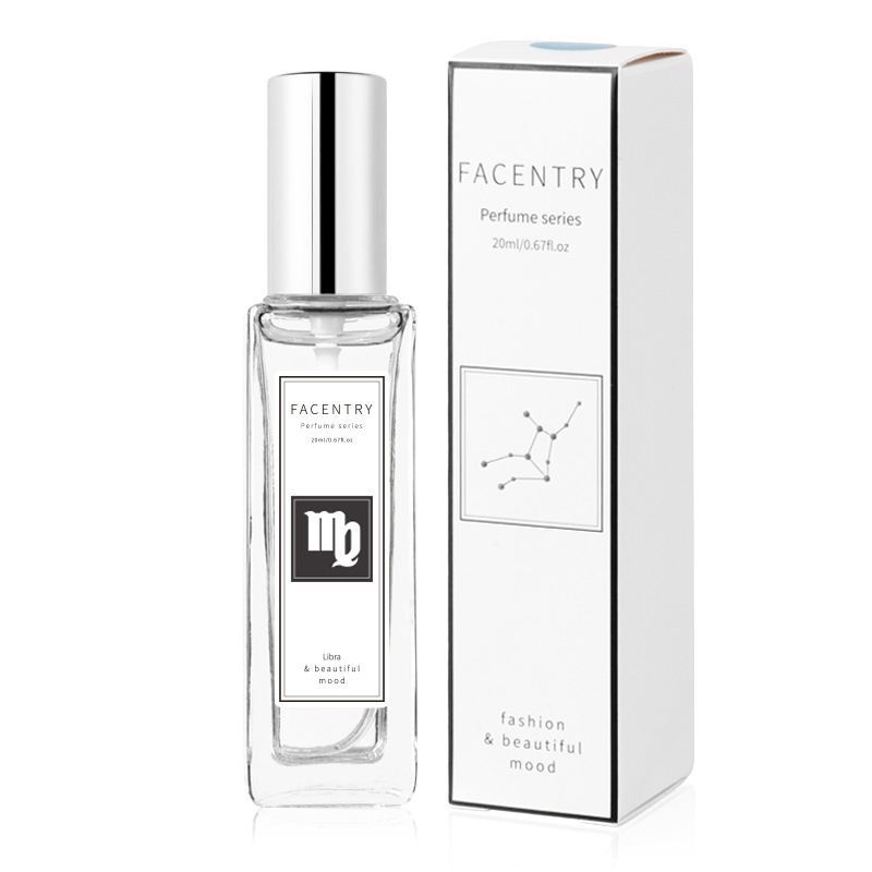 Perfumes Perfumes Feminino Originais Women Makeup Portable Pure Simple Fresh And Elegant Fragrance Twelve Constellation Perfume