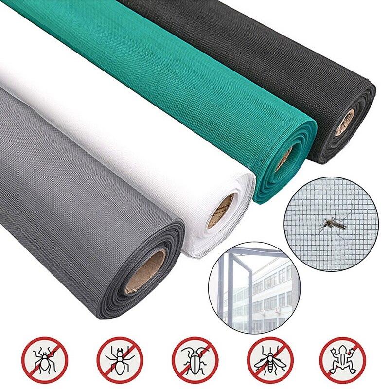 1-3 metros 20 mallas Nano Fly mosquitera Malla lavable de red para ventana de puerta, protege al bebé y a la familia de insectos y bichos nuevo