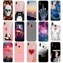 Case For Huawei P20 Lite Funda Phone Case Soft TPU for Huawei P10 Lite Cover Silicone Back Bag for Huawei P30 Lite Case