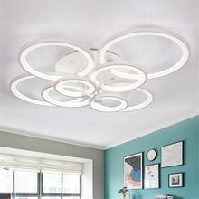 Креативный светодиодный светильник для помещений простая круглая