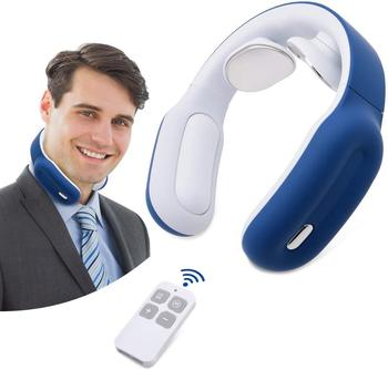Electric Neck Massager Massage Pain Relief Tool Health Care Relaxation Cervical Vertebra Physiotherapy