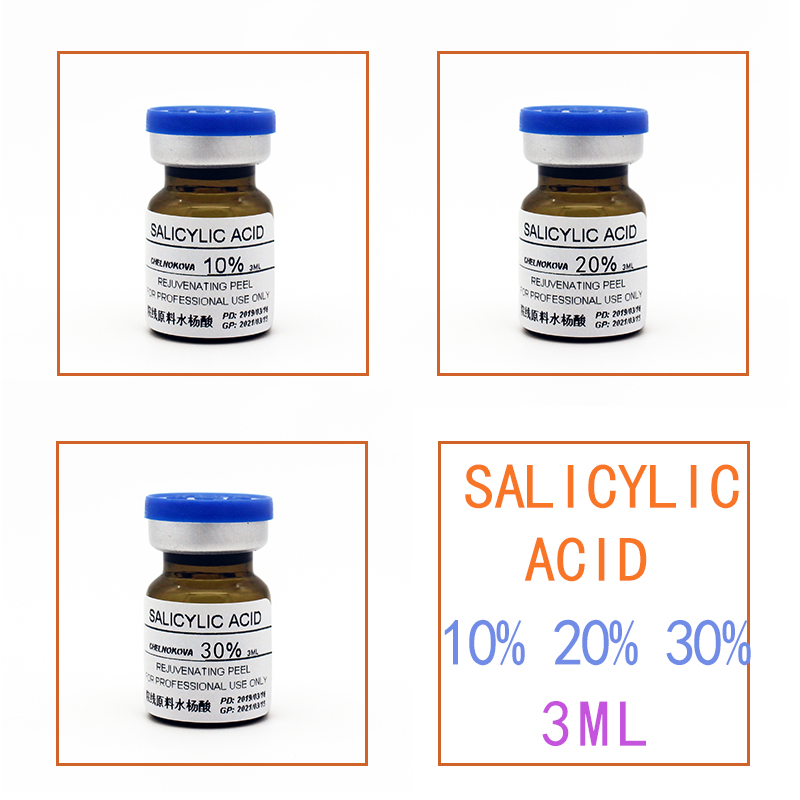 Strong Salicylic Acid 10% 20% 30% High Concentration BHA Stoste Cure Acne Pimple SEXY LOOK  Tca Pigmentation  Of The The Skin
