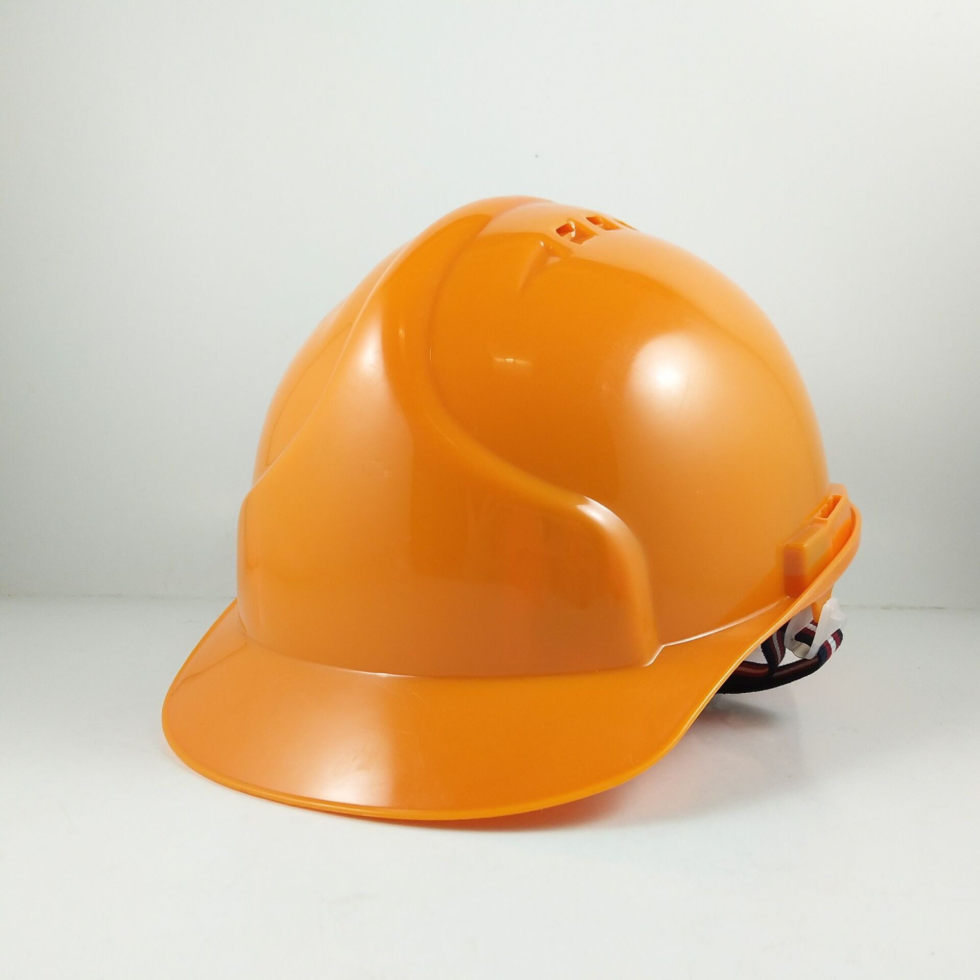 Manufacturers 9999 Work Site Protective Cap Plastic Helmet PE Safety Helmet Sun Hat Customizable Engineering Use Hat Architectur