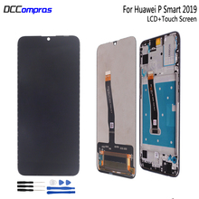 For Huawei P Smart 2019 LCD Display Touch Screen Digitizer Assembly Repair Parts P Smart 2019 ScreenLCD Display 10 Touch 6 21original display for huawei p smart 2019 lcd display screen touch digitizer assembly p smart 2019 display repair parts tool