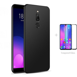 На Алиэкспресс купить стекло для смартфона matte back cover case + full tempered glass for meizu 17 pro 16th plus 16x 16s 15 note 9 x8 m8 lite m6s m6t m 8 6t 6s protector