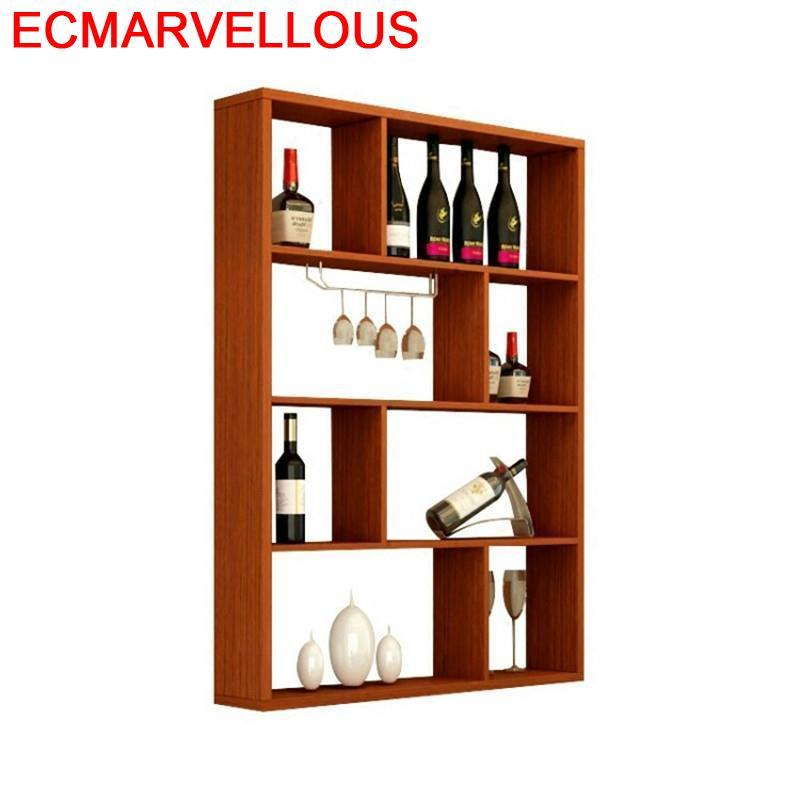 Da Esposizione Kitchen Cocina Rack Gabinete Meble Hotel Desk Armoire Kast Storage Shelf Furniture Mueble Bar Wine Cabinet