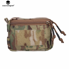 Emerson emersongear Tactical Pouch EDC Plug-in Debris Waist Bag MOLLE Utility Tool Pouch YKK Zip Fishing Hunting Climbing Pouch цена