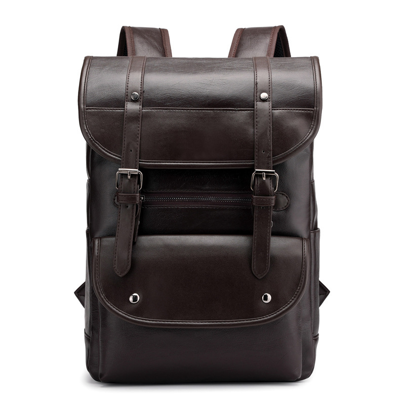 2019 Trend Men And Women Travel Bag Fashion Backpack PU Backpack Casual Sports Backpack