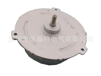 Flat Motor Purifier Low-Voltage Brushless DC