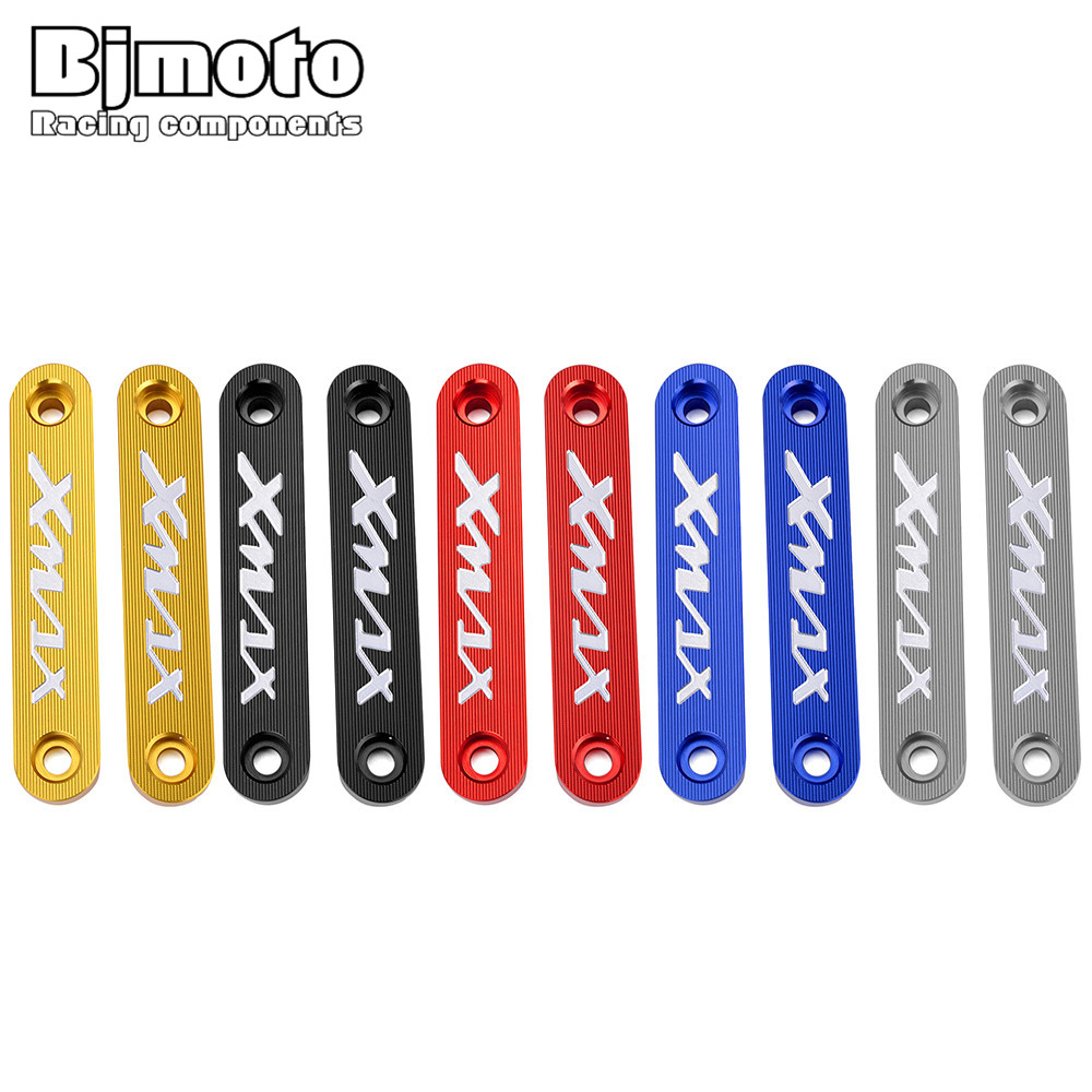 Xmax300 Motorcycle Front Fender Coper Plate Decorative Cover For Yamaha Xmax 300 X max 2017-2020(China)
