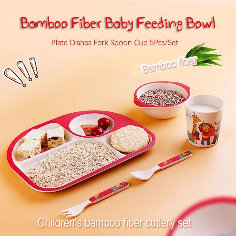 tigela de alimentacao bambu do bebe 01
