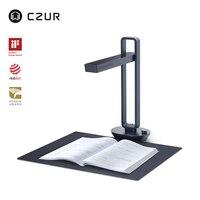 CZUR Aura Pro Портативный складной 14MP книжный сканер документов максимальный размер A3 с умным OCR Led Настольная лампа для семейного домашнего офис...