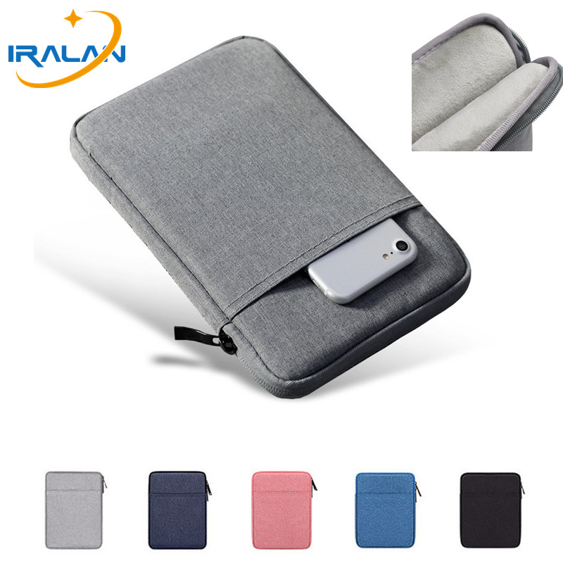New Shockproof Handbag Sleeve Case For IPad 10.2 Air 3 10.5 Pro 11 Inch Waterproof Bag Cover For IPad 7th Gen 2019 Air 9.7 Cases