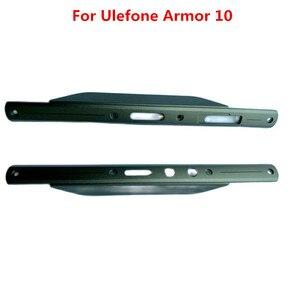 Image 1 - オリジナルulefone鎧10ハウジングaフロントシェル中間側金属フレームハウジングケース修理部品バンパー
