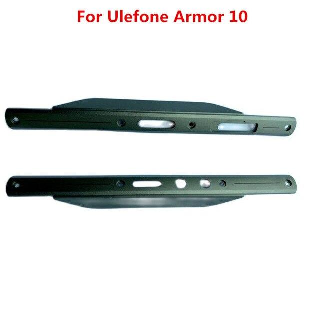 オリジナルulefone鎧10ハウジングaフロントシェル中間側金属フレームハウジングケース修理部品バンパー
