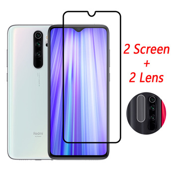 Full Cover Tempered Glass For Redmi Note 8 Pro Screen Protector Redmi Note 8 Pro Camera Glass For Xiaomi Redmi Note 8 Pro Glass tempered glass for xiaomi redmi note 3 pro se official global 152 special edition international version screen protective cover