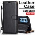 Роскошный кожаный чехол для OnePlus Nord N100 N10 8 9 7 7T Pro 5 6 NEX 5T 6T 3 крышка на внутренней стороне устройства sofe Корпус чехол-бумажник флип-чехол с ремеш...