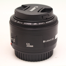 USED Canon EF 50mm f/1.8 II Camera Lens