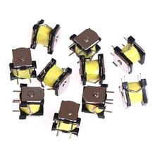 10 sztuk/zestaw miniaturowe elektromagnes DC24V 36 MA Micro cewka elektromagnetyczna